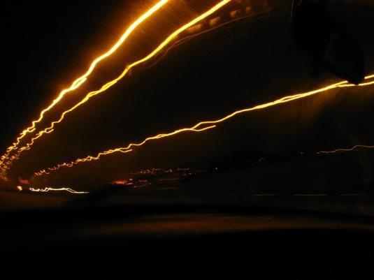 70 mph Down the M1